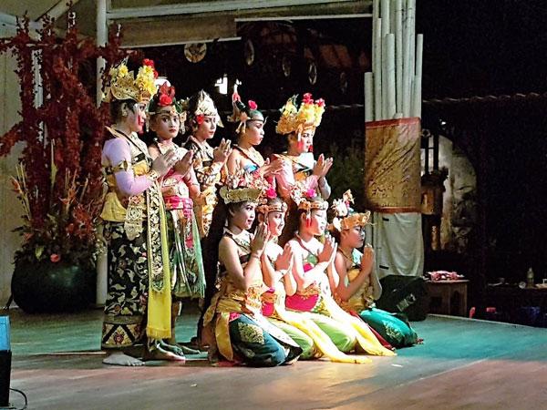 la danse legong ubud