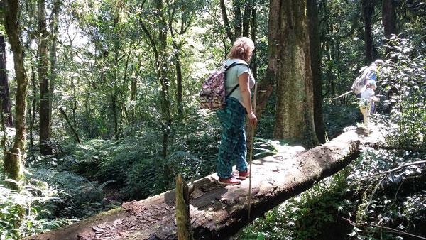 trekking a tamblingan
