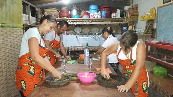 cooking class munduk