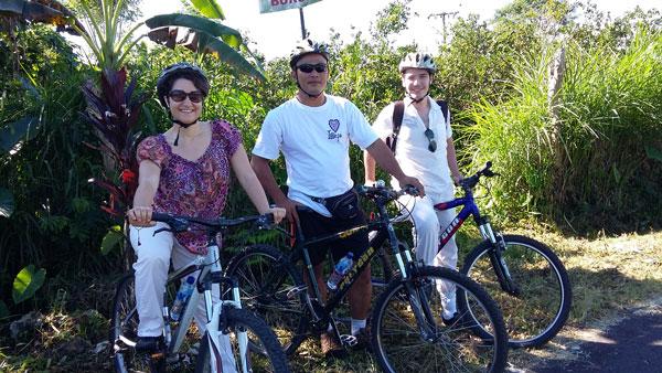 cycling ubud